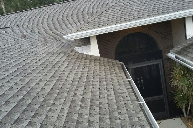 Shingle Repair - After